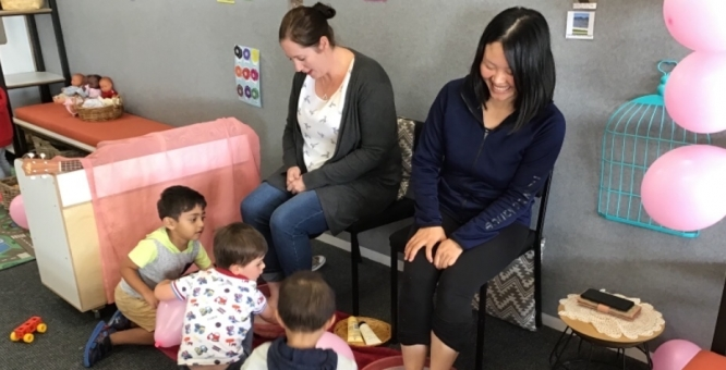 Mother's Day at BestStart Omokoroa