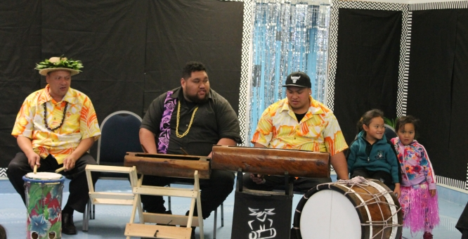 Cook Island drumming